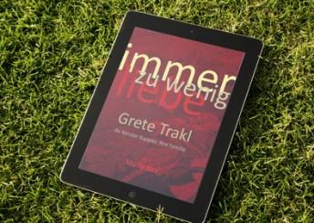 Bax-Grete Trakl-Immer zu wenig Liebe
